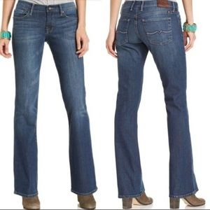 Lucky Brand Sweet'N Low Boot Cut Jeans 8 / 29
